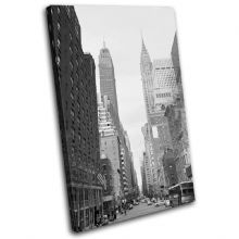 NYC Chrysler Building Landmarks - 13-0302(00B)-SG32-PO